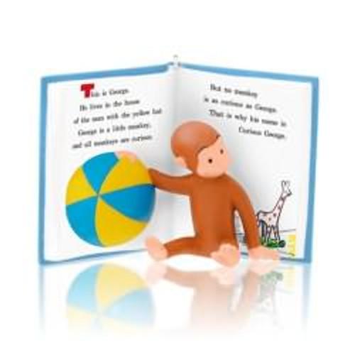 2014 Curious George - A Curious Little Monkey