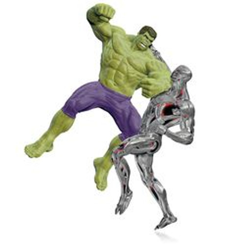 2015 The Hulk vs Ultron