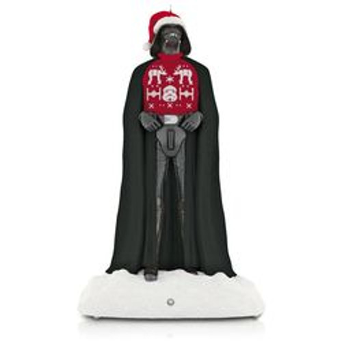 2015 Star Wars - Holiday Darth Vader
