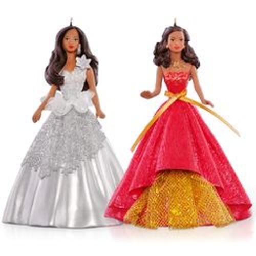 2015 Barbie - Celebration Set - African American