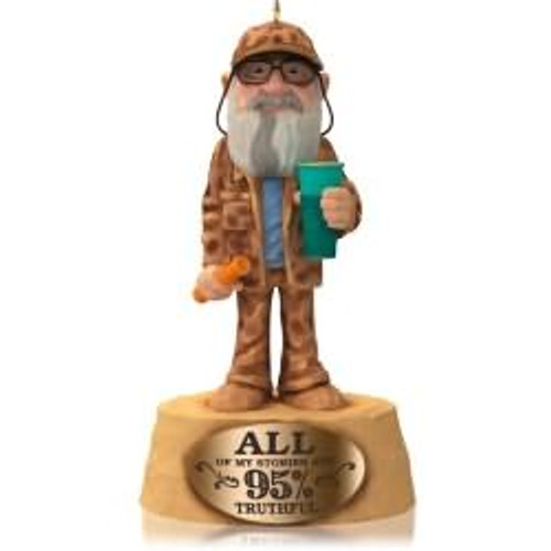 2014 Duck Dynasty - Uncle Si
