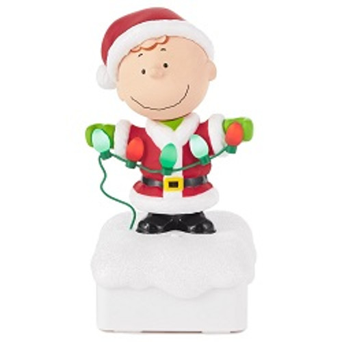 2015 Peanuts Gang Light Show - Charlie Brown