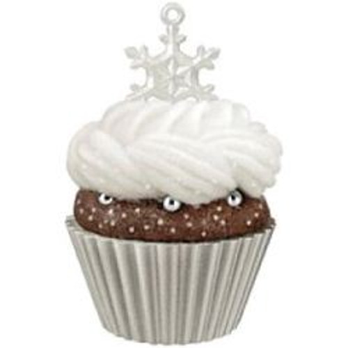 2013 Christmas Cupcakes #4 - It's Snowing Sweetness! - Colorway