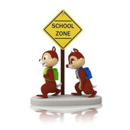 2014 Disney # 2 - School Time for Chipmunks