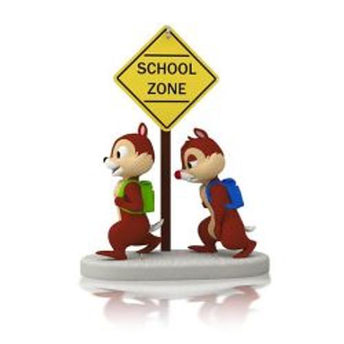 2014 Disney # 2 - School Time for Chipmunks