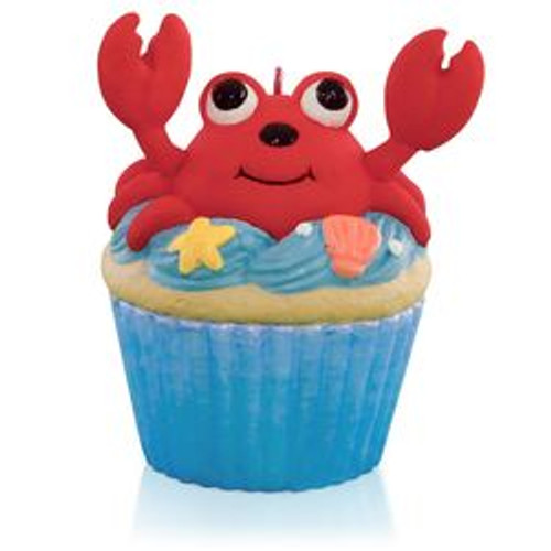 2015 Keepsake Cupcake # 1 - A Little Crab Cake