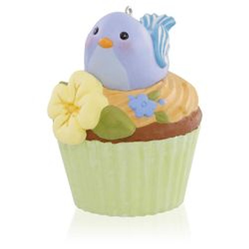 2015 Keepsake Cupcake #10 - Nest Sweet Nest