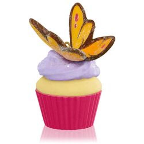 2015 Keepsake Cupcake #11 - Fluttering Butterfly
