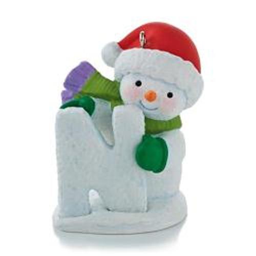 2013 Let It Snow - N Is For Nip In The Air!