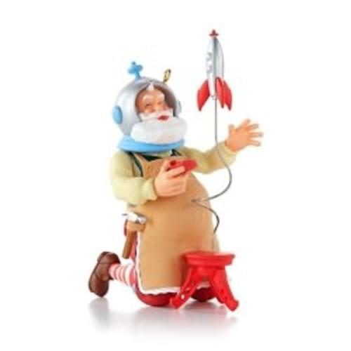 2013 Toymaker Santa #14 - Rocket