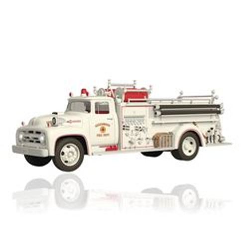 2015 Fire Brigade #13 - 1956 Ford Fire Engine
