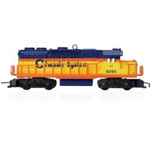 2015 Lionel #20 - Chessie System Locomotive