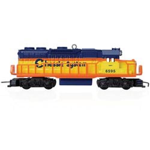 2015 Lionel #20 - Chessie System Locomotive