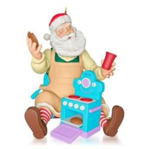 2014 Toymaker Santa #15 - Play Oven