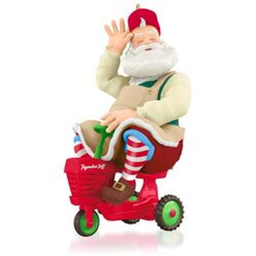 2015 Toymaker Santa #16 - Tractor