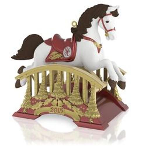 2015 Santa Certified #3 - Horse