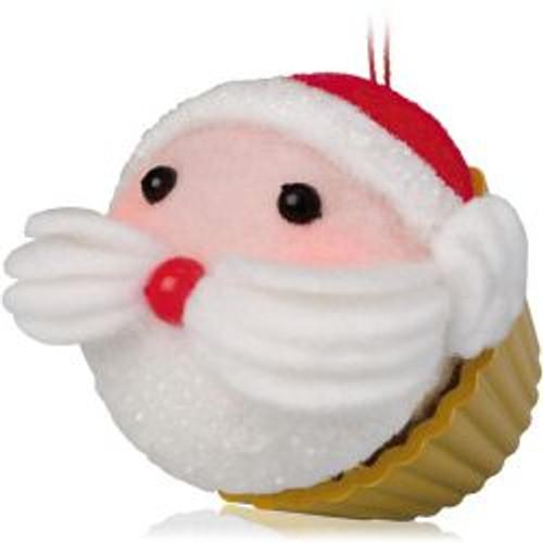 2014 Christmas Cupcakes #5 - Sweet St. Nick