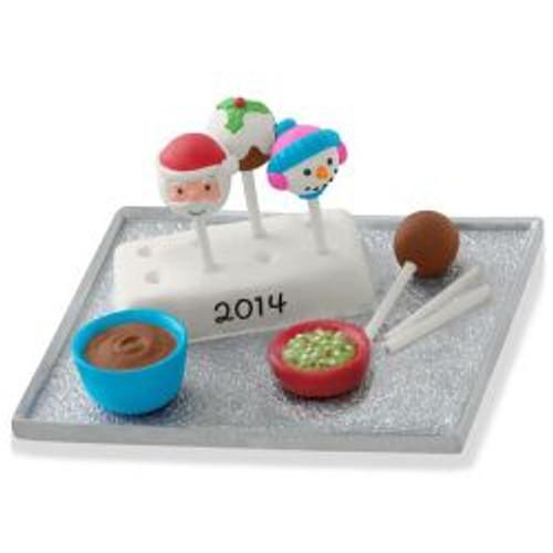 2014 Seasons Treatings #6 - Cake Pops