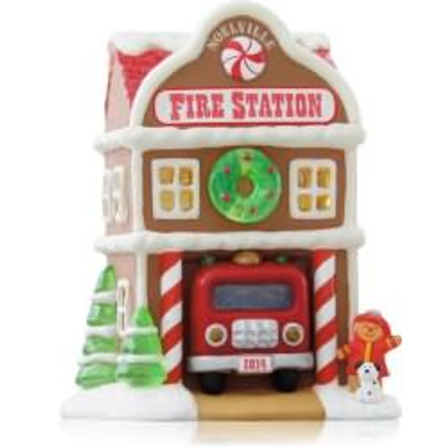 2014 Noelville #9 - Fire Station