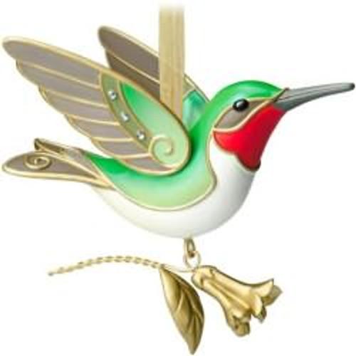 2014 Beauty of Birds #10 - Hummingbird