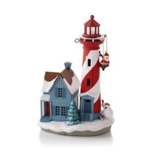 2013 Holiday Lighthouse #2