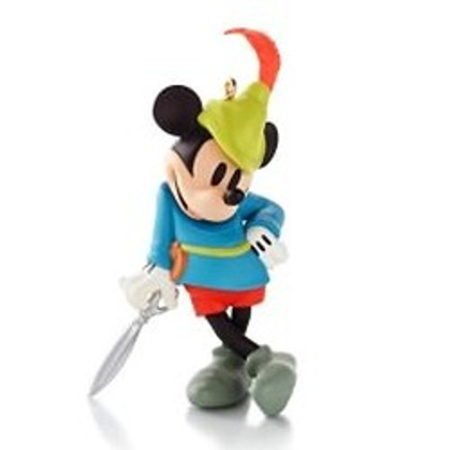 2013 Disney - Mickey's Mousterpiece #2 - Brave Little Tailor