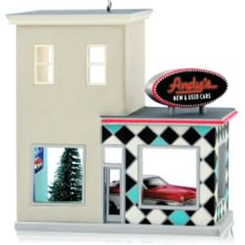 2014 Nostalgic Houses and Shops #31 - Andys Cars