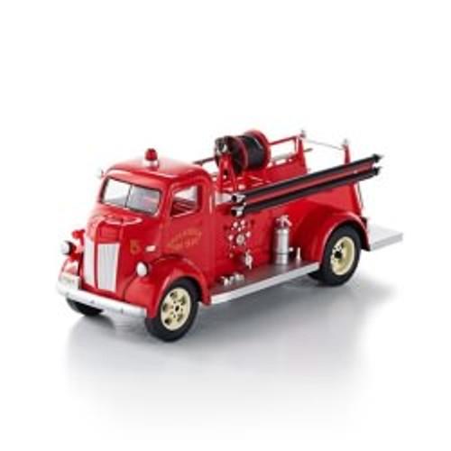 2013 Fire Brigade #11 - 1941 Ford Fire Engine