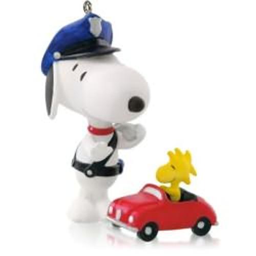 2014 Spotlight on Snoopy #17 - Officer Snoopy
