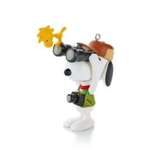 2013 Spotlight On Snoopy #16 - Bird-watcher Snoopy