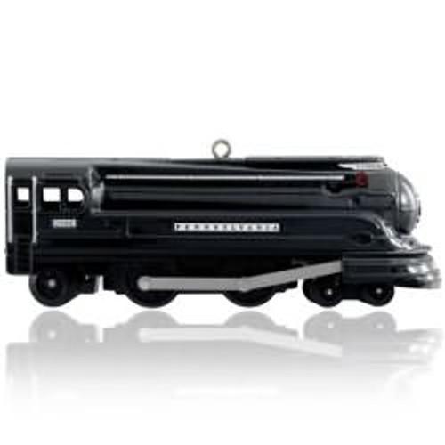 2014 Lionel #19 - Pennsylvania Torpedo Locomotive