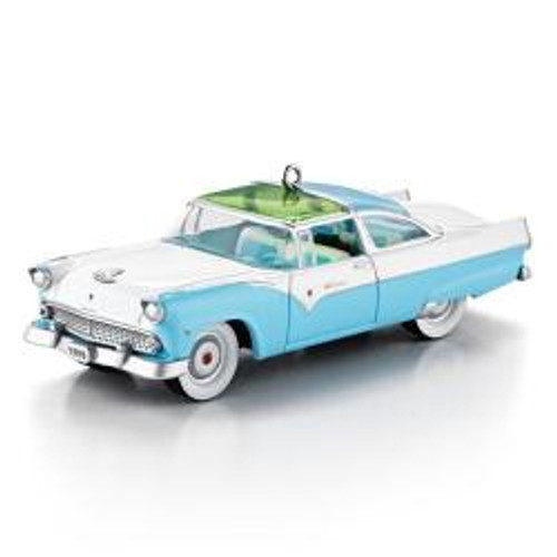 2013 Classic Car #23 - 1955 Ford Fairlane Crown Victoria Skyliner