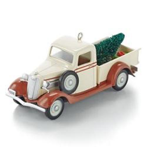 2013 All American Truck #19 - 1936 GMC Pickup