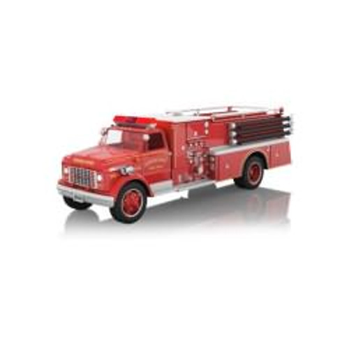 2014 Fire Brigade #12 - 1971 GMC Fire Engine