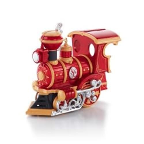2013 Santa Certified #1 - Train