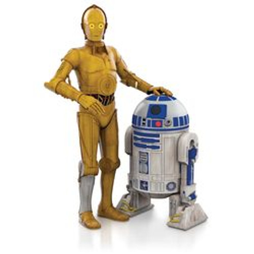 2015 Star Wars #19 - C-3PO and R2-D2