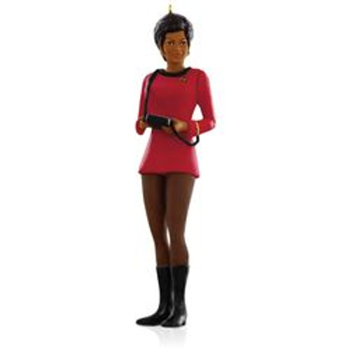2015 Star Trek #6F - Lientenant Nyota Uhura