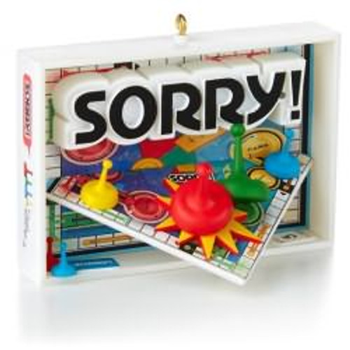 2014 Family Game Night #1 - Sorry