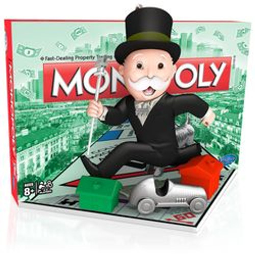2015 Family Game Night #2 - Monopoly