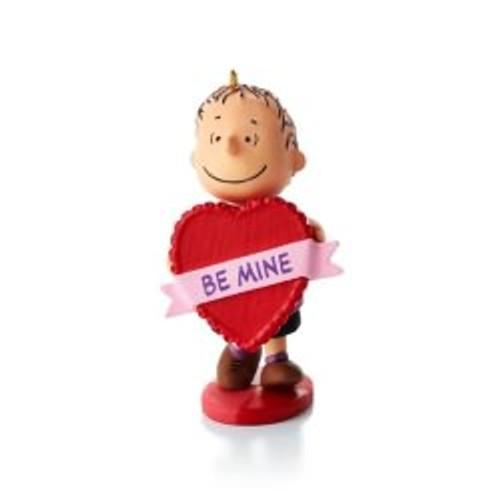 2014 Peanuts # 7 - Linus's Big Heart
