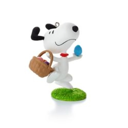 2014 Peanuts # 9 - It's The Easter Beagle