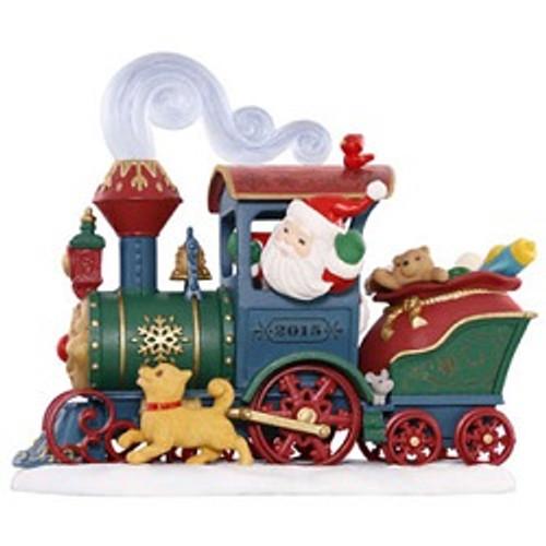2015 Santa's Christmas Train - KOC Event Repaint