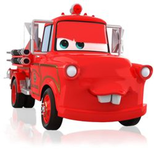 2015 Disney - Cars - Mater to the Rescue!