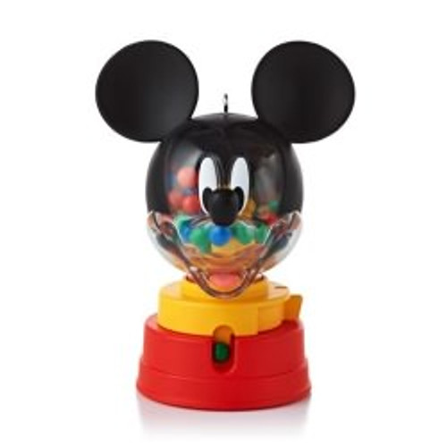 2013 Disney - Mickey's Gumball Machine