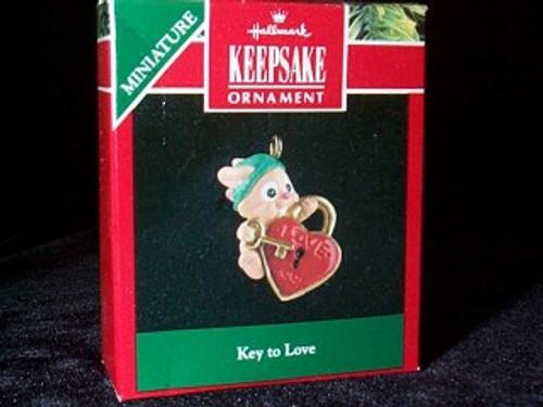 1991 Key To Love