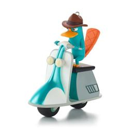 2013 Disney - Phineas and Ferb - Agent P Saves The Day!