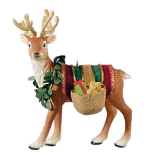 2013 Father Christmas's Reindeer - Limited