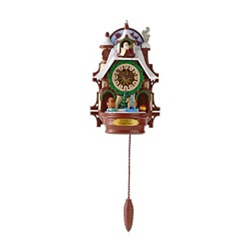 2013 Santa's Magic Cuckoo Clock