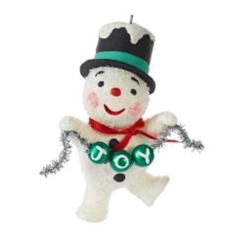 2013 A Snowman's Joyful Job