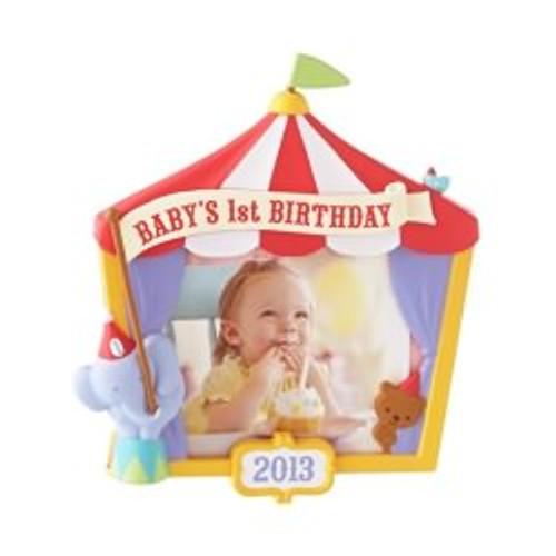 2013 Baby's 1st Birthday